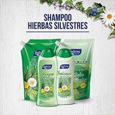 Shampoo Hierbas Silvestres