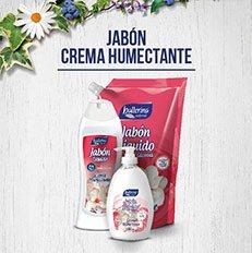 Jabón Crema Humectante